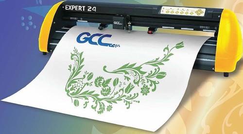 Máy cắt decal Đài Loan GCC Expert24
