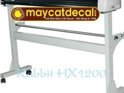 Bán máy cắt decal cũ Rabbit HX1200 còn bảo hành 1 năm