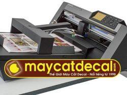 F-Mark - Hệ thống nạp decal tự động cho máy cắt bế Graphtec CE6000