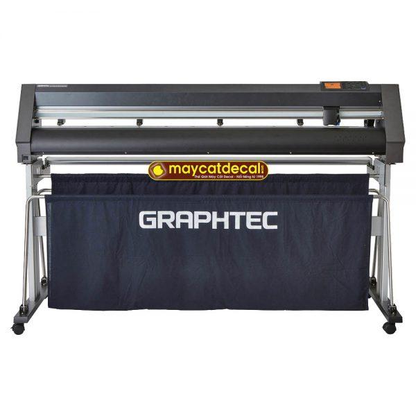 Graphtec CE7000-160 - Máy cắt decal khổ 1m6 giá rẻ: Cắt bế đẹp, bền
