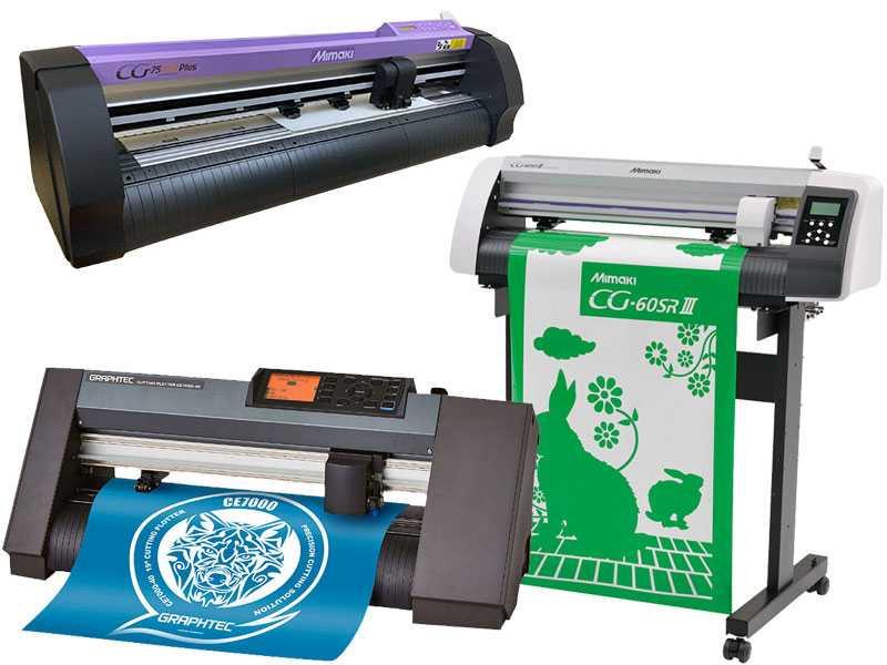 Máy cắt chữ decal giá rẻ