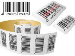 Các vật liệu in tem nhãn mã vạch phổ biến
